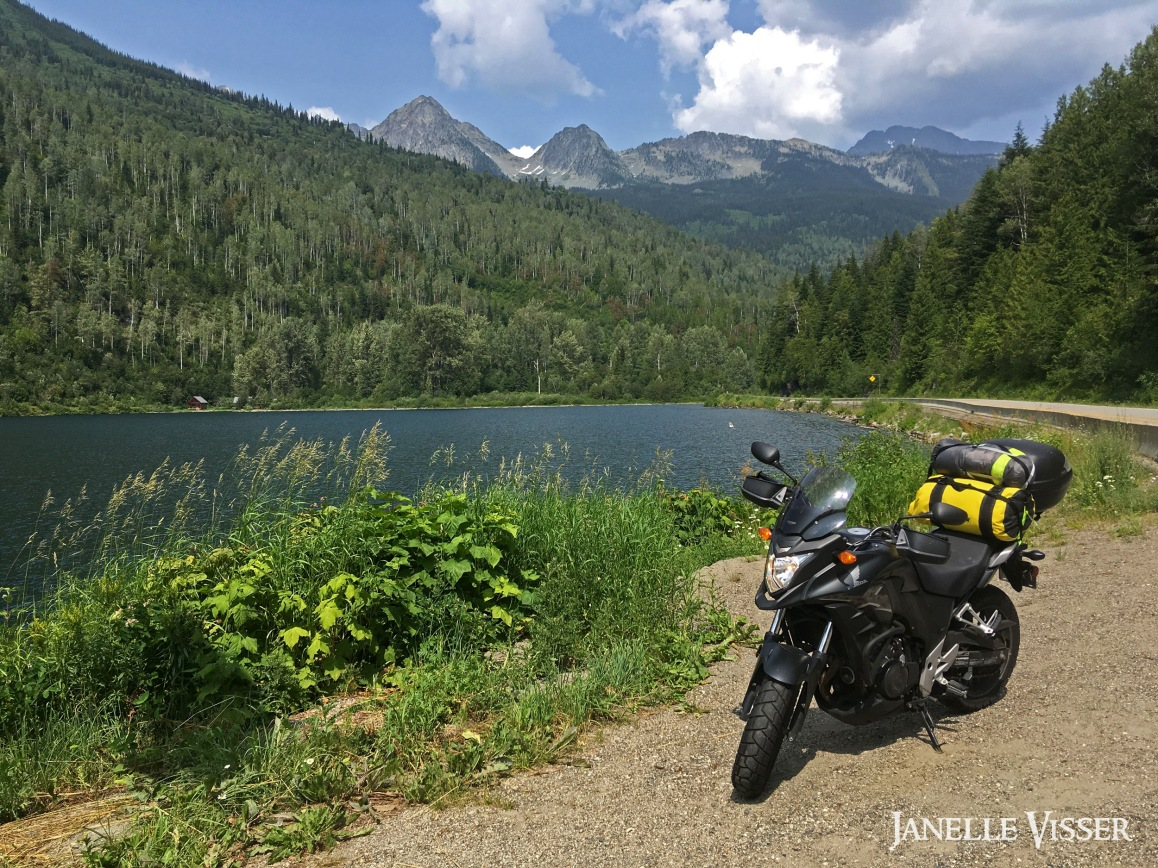 kaslo to nd bike